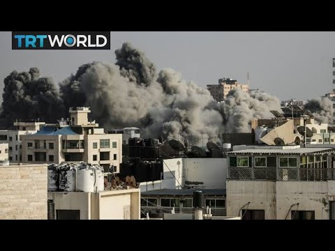 Israel-Palestine Tensions: Israel retaliates after Hamas rocket attacks