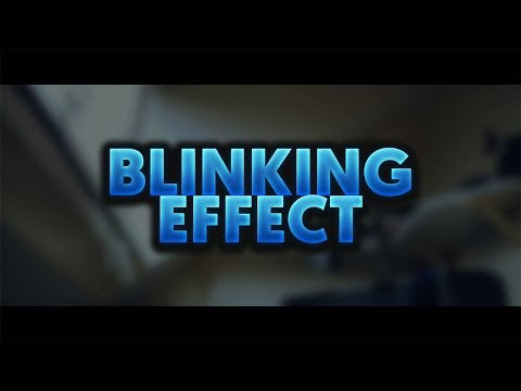 How To: Create a Blinking Effect in Vegas Pro 14, 13, 12 & 11