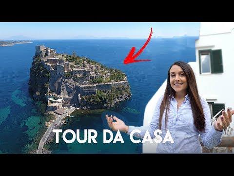 TOUR DA NOSSA CASA NA ILHA | ou seria TOUR PELO APÊ  | Travel and Share | T4 Ep. 179