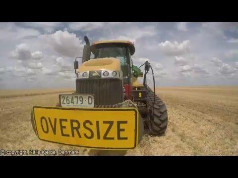 Harvest at Beefwood Farms australia 2015, Gopro 4k #part 2#