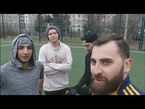 საფეხბურთო ჩელენჯი / ლევან კვარაცხელიასთან, Ram Russo-სთან და Hull-თან ერთად