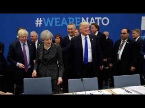 NATO 'bleeding America dry', Lee Spieckerman warns