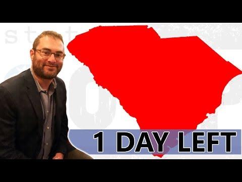 Bernie Sanders Rallies in Columbia, South Carolina Ahead of Primary—Jordan LIVE