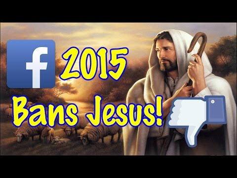 Facebook to Ban Religious Posts & Pages 2015