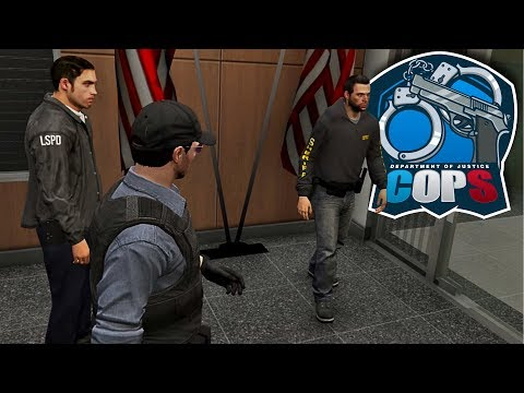 DOJ #94 [LEO] | TASK FORCE 48 | GTA 5 Roleplay