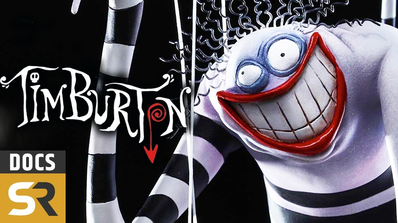 Tim Burton: The Twisted Story of the Eccentric Filmmaker