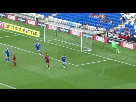 HIGHLIGHTS: CARDIFF CITY 2-0 QPR