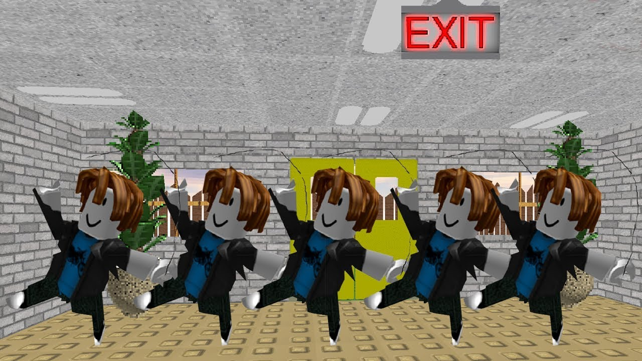 Clone Roblox Playtime in Roblox's Baldi Basics in Edcation and Learning