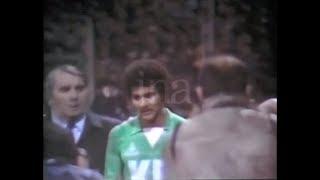 ASSE 5-0 Bordeaux - 32e journée de D1 1981-1982