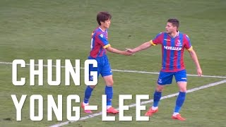 Chung-Yong Lee Scores vs Dundee