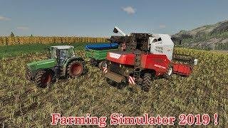 Farming Simulator 2019 ! FULL PIENIĘDZY ! POKAZUJE MASZYNY I UPRAWY - Na żywo