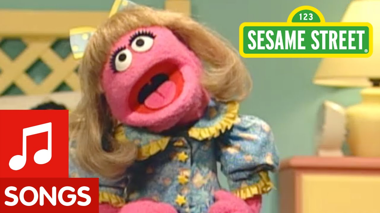 Sesame Street All By Myself Song