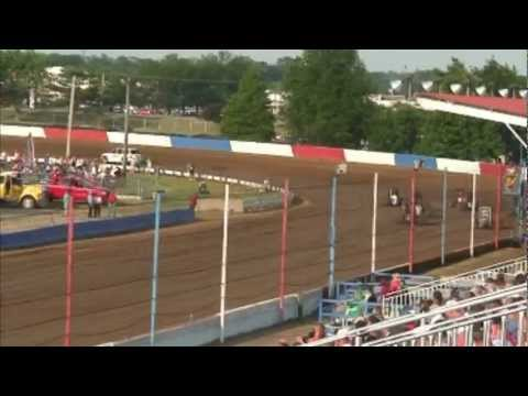 Hangin' with Hagen - Episode 1 - Terre Haute Action Track