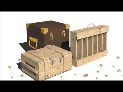 Тара и упаковки из гофрокартона