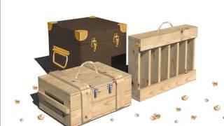 ТАРА 24 - Производство и реализация деревянной тары(Мы производим и продаем деревянную тару: поддоны, паллетные борта, деревянные ящики, фанерные ящики и много..., 2016-01-28T11:33:46.000Z)