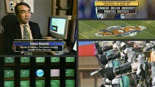 Takeo Kanade and EyeVision : Super Bowl 35 : January 2001