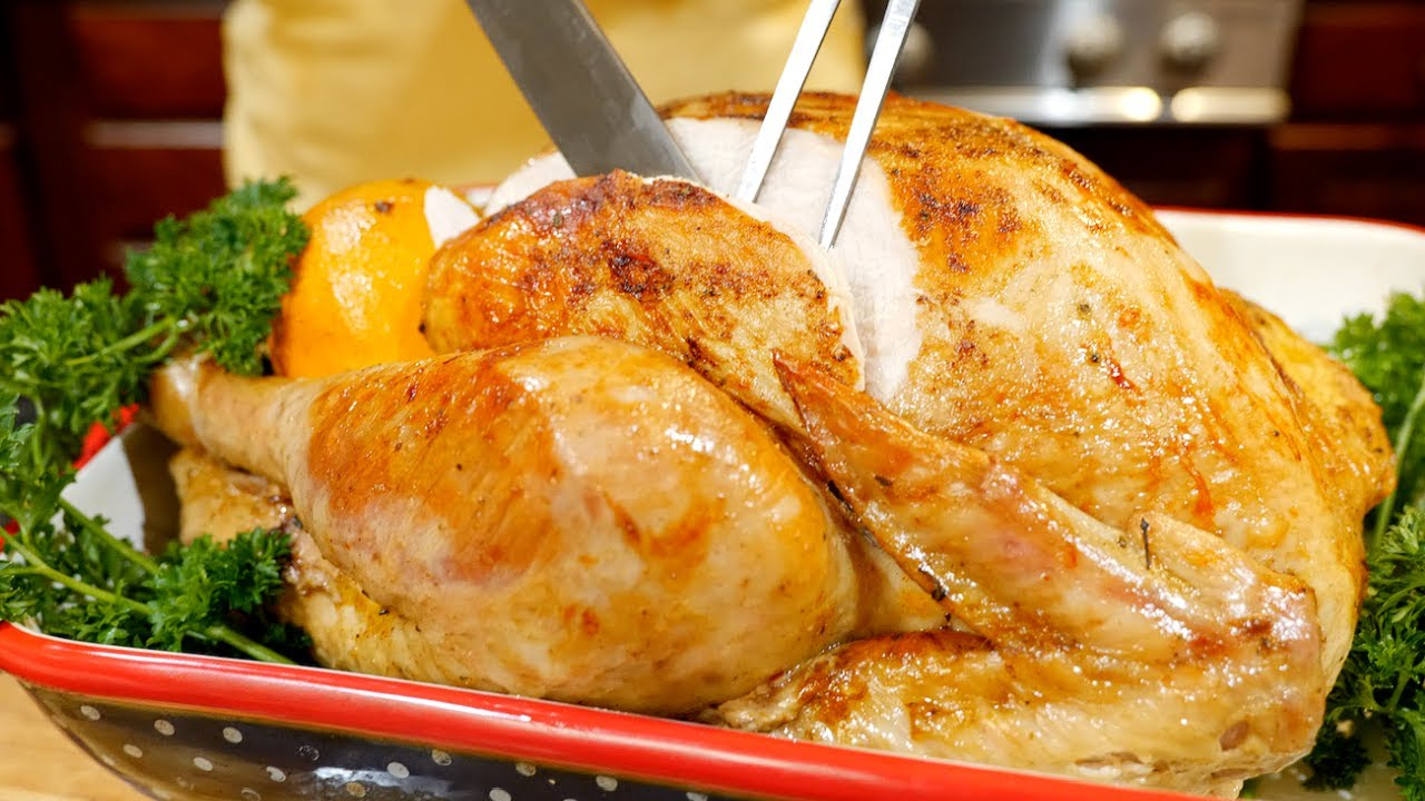 Epic!! Birria Roasted Turkey Recipe   Birria de Pavo   How to cook a Turkey