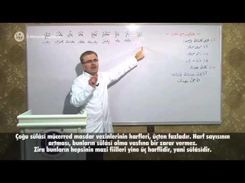 Osmanlıca Dersleri (Arapça ve Farsça Unsurlar) - 03