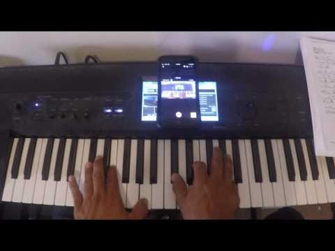 CANTOS PARA MISA-SEÑOR TEN PIEDAD 10-ACORDES(Piano Tutorial Catolico)
