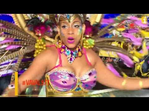La compil du Carnaval 2017 vue par Guadeloupe 1ère