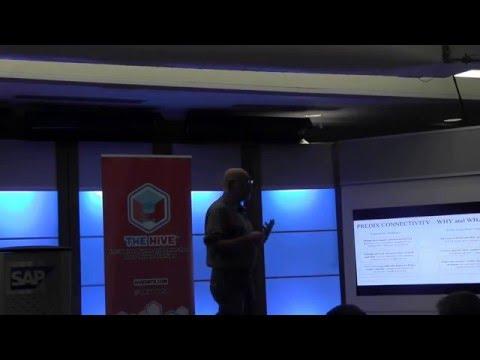 Industrial Internet by Harel Kodesh, CTO of GE Digital