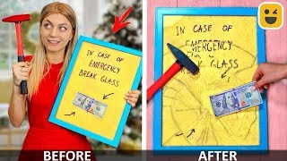 DIY Original Gift Wrapping! Funny Pranks and More Ideas