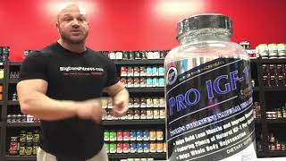 PRO IGF-1 by, Hi-Tech, Supplement REVIEW / Info (Legal: Video for entertainment purposes only)