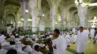 #تقارير_رمضانية 7: إدارة الترجمة في #المسجد_الحرام