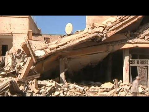 الألغام مازالت تقتل وتصيب الليبيين في بنغازي بعد انتهاء الحرب  - نشر قبل 45 دقيقة