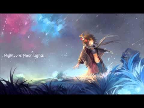 Nightcore - Neon Lights