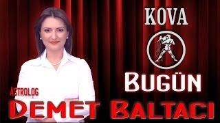 KOVA Burcu, GÜNLÜK Astroloji Yorumu, 27 Şubat 2014, - Astrolog DEMET BALTACI - Bilinç Okulu