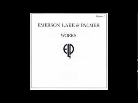 Emerson Lake & Palmer / Works vol. 2 / 08-  I believe in father christmas (HQ)