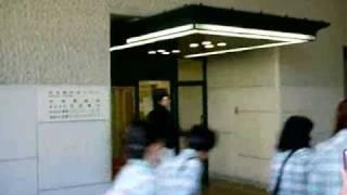 2008年7月21日寶記入待 柚希礼音 Takarazuka.