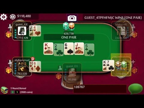 Texas Hold'em Poker FREE - Live (Mywavia Studios)   - Android Mobile Game