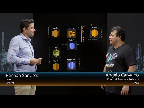 SkyOne: Amazon Redshift and SQS for Trend Analysis on the EC2 Spot Market (Portuguese)