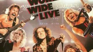 Scorpions- Big City Nights (World Wide Live 1985)