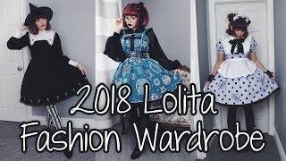 2018 Lolita Fashion Wardrobe ❤ Hello Batty ❤