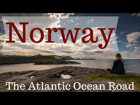 Atlantic Ocean Road - Norway Road Trip Day 2