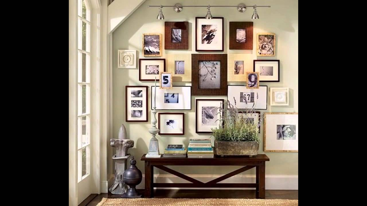 Wall Art Arrangement Ideas Youtube