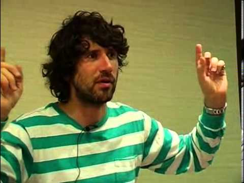 Super Furry Animals 2005 interview - Gruff Rhys