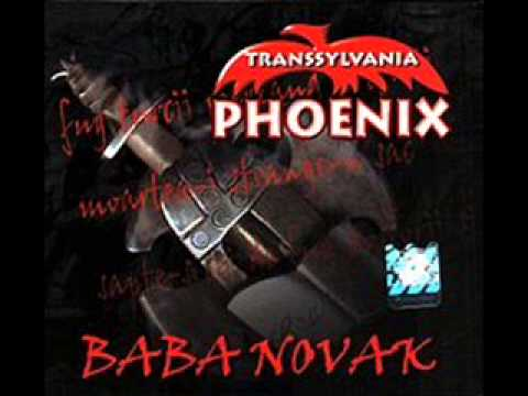TRANSSYLVANIA PHOENIX - BABA NOVAK - ALBUM - 2005