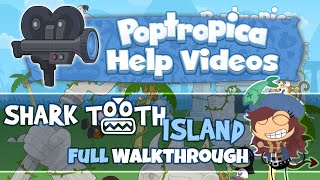 Shark Tooth Island (FULL Walkthrough) :: Poptropica Help Videos