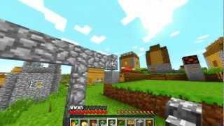 Minecraft 1.4 Novidades - Roupas Coloridas, Cenoura, Batata, Parede e mais! (12w34a)