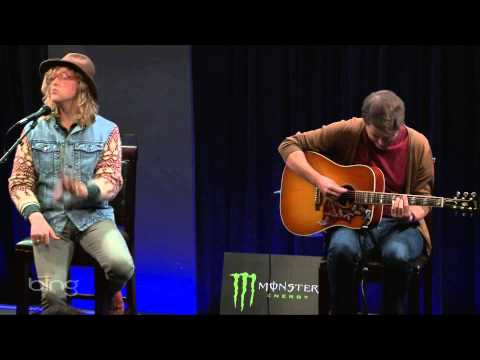 Allen Stone - Is This Love (Bing Lounge)