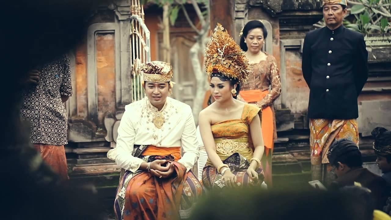 The Wedding Rendra Noora Balinese Ceremony