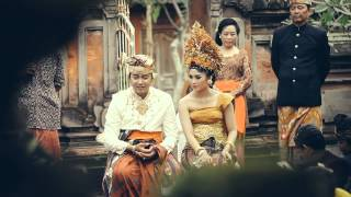 The Wedding Rendra & Noora Balinese Wedding Ceremony