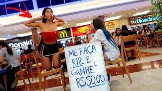 ME FACA RIR E GANHE R50,00!! COM INGRID OHARA
