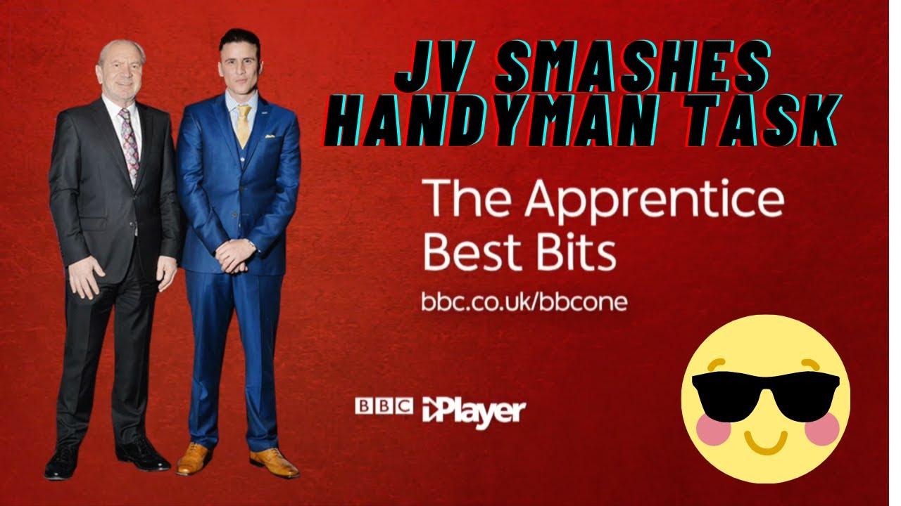 Download The Apprentice Best Bits - JV Makes Apprentice History!