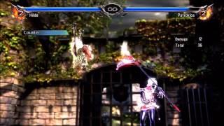 Soul Calibur 5: Hilde Combo Video