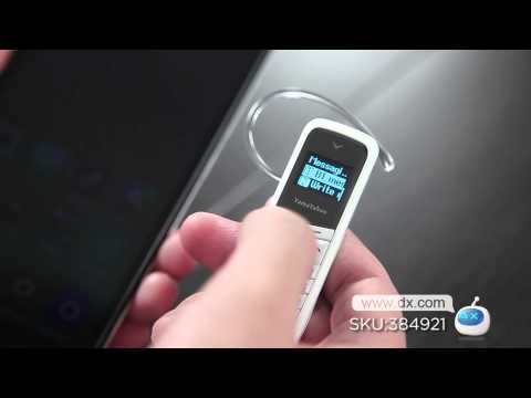 How To Hard Reset A BM50 World's Smallest Tiny Dialer Mini Phone